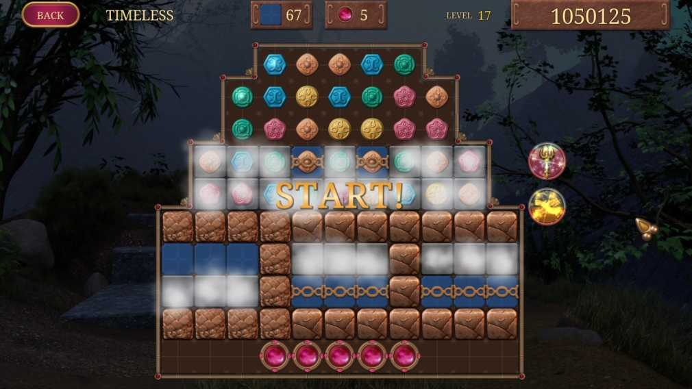 Angkor: Celebrations is a premium match-three puzzler that's available now for iOS and Android