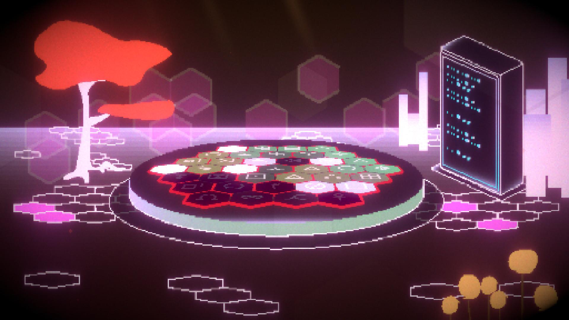 The Machine's Garden