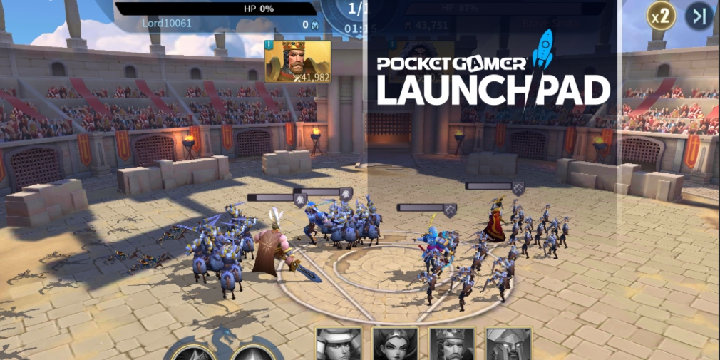 Strategy game Infinity Kingdom launches for iOS and Android this October, check out our exclusive trailer