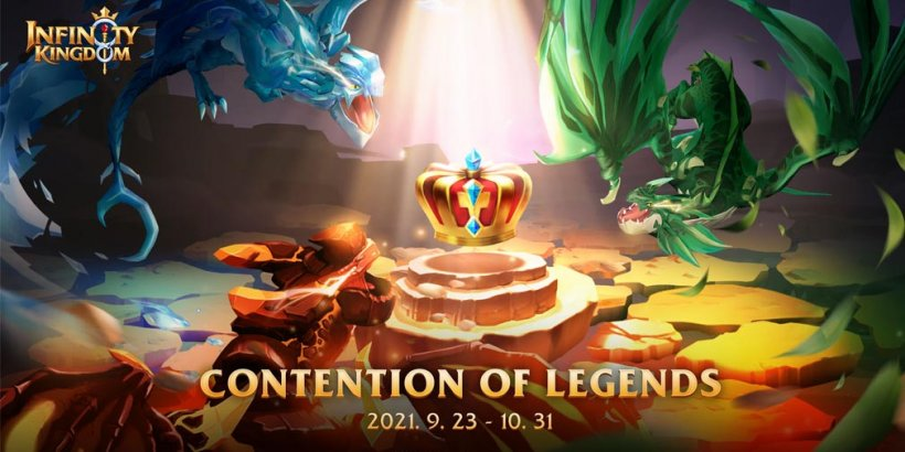 Infinity Kingdom invites players from global servers to fight alongside influencers in Contention of Legends event