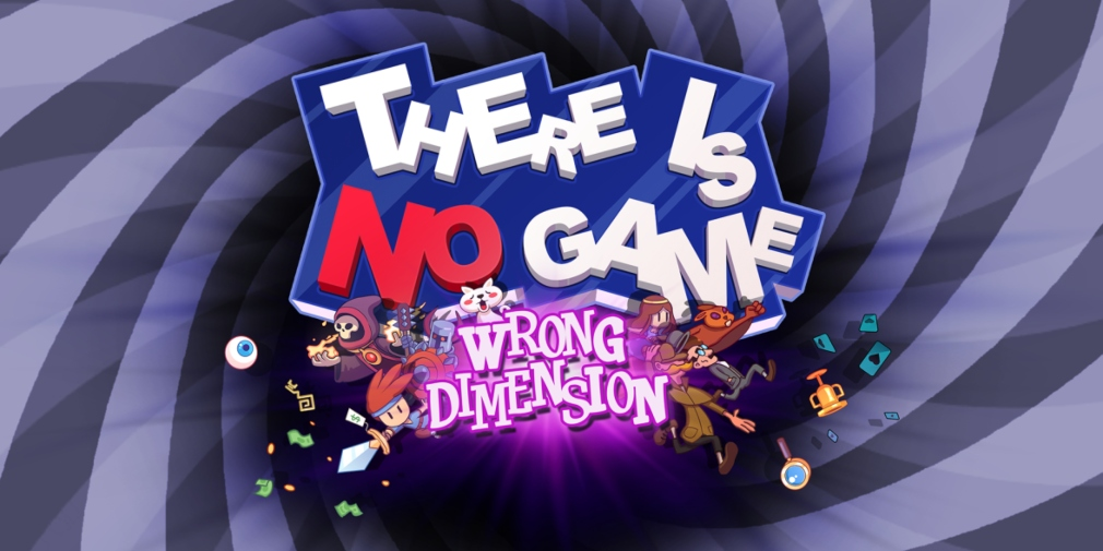 Comedic point-and-click adventure There Is No Game: Wrong Dimension out today on mobile