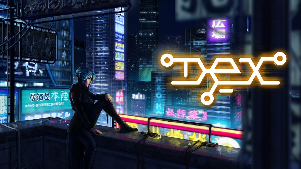 Dex is a cyberpunk-infused Metroidvania adventure, out now for Switch
