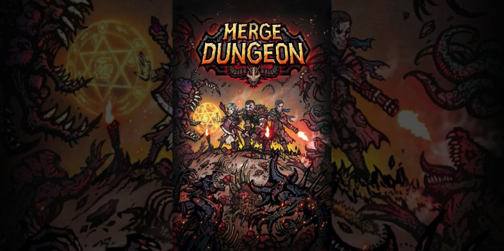Merge Dungeon is a grisly dungeon crawler from the creators of Dark Sword and Merge Star