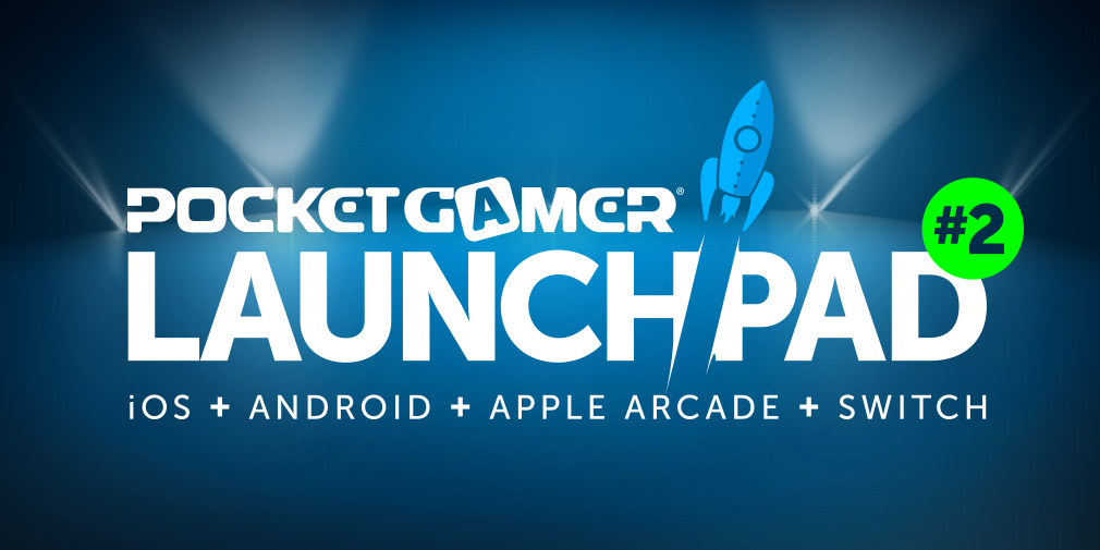 Pocket Gamer LaunchPad 2 day 2 has begun! Join us for even more announcements and ANOTHER amazing stream today