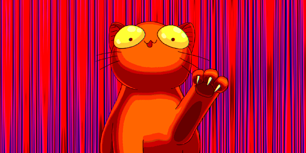 Puss! is an aggressively strange puzzler launching for iOS & Android next month