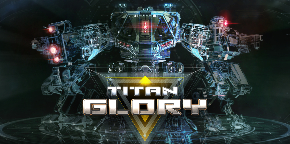 Titan Glory is a mech arena battler that's just smashed its way onto iOS and Nintendo Switch