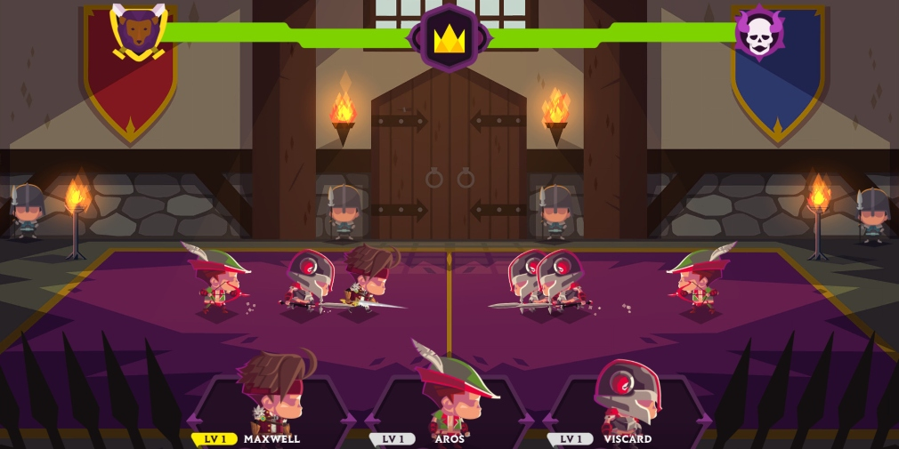 King's League II's Evensong update introduces a new story campaign, character classes and gameplay features