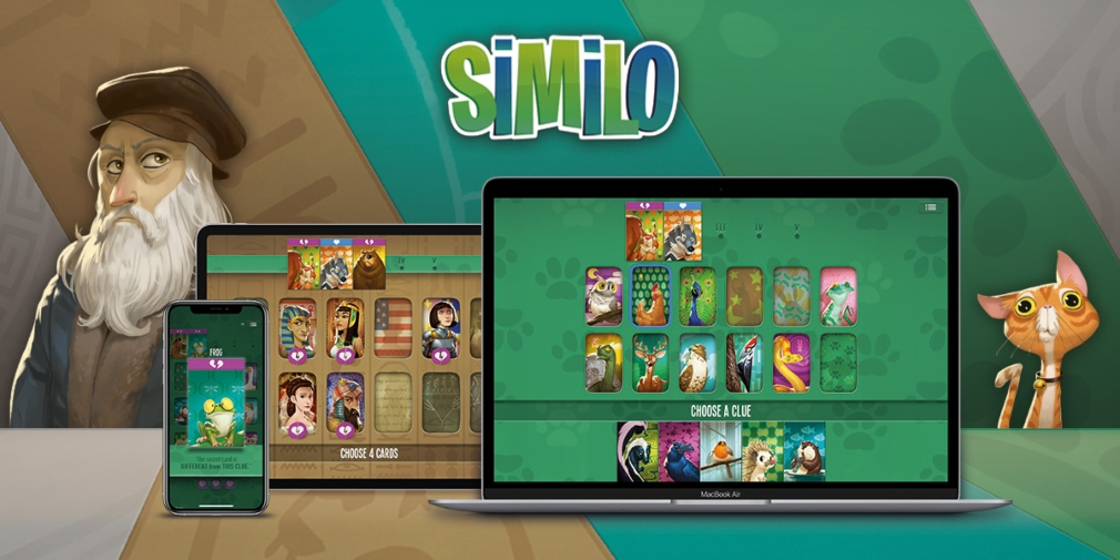 Similo, a digital adaptation of the cooperative guessing game, will have a beta test in September