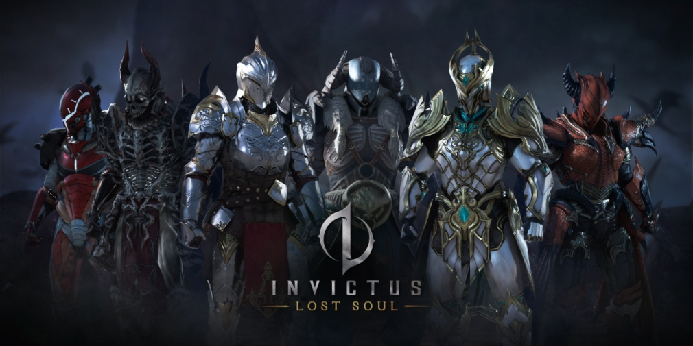 Invictus: Lost Soul is a visually impressive, card controlled fighting game that's heading for iOS and Android