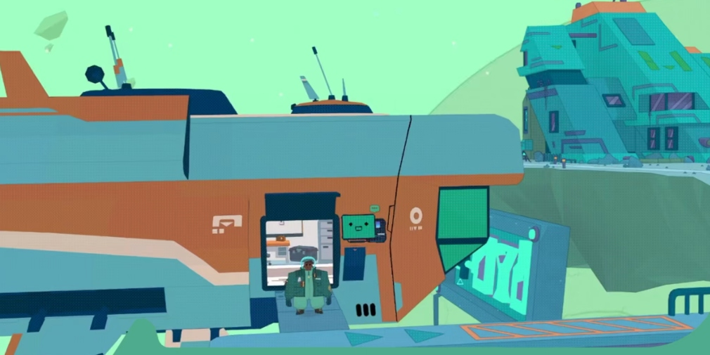Next Stop Nowhere, the adventure game from the developers of Oxenfree, will release for Apple Arcade this Friday