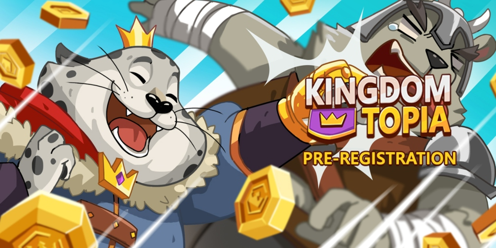 Kingdomtopia: The Idle King is an upcoming idle tycoon game that's heading for iOS and Android in September