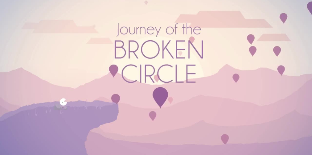 Journey of the Broken Circle is an existential platformer from the developer of banned game La Petite Mort
