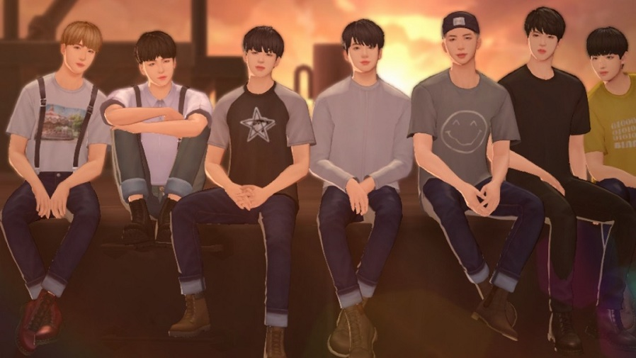 How to create your own BTS adventure in BTS Universe Story