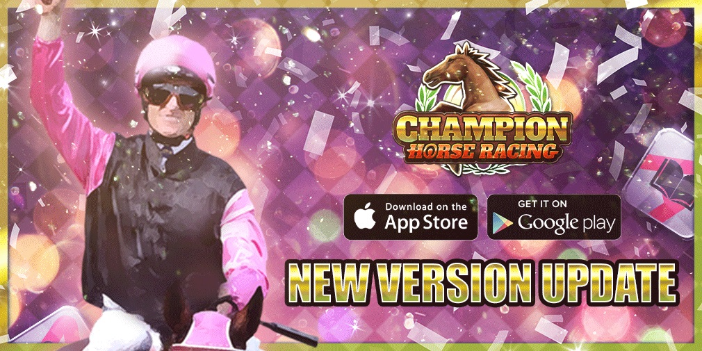 Introducing 10 farm features and a new honour system in Champion Horse Racing