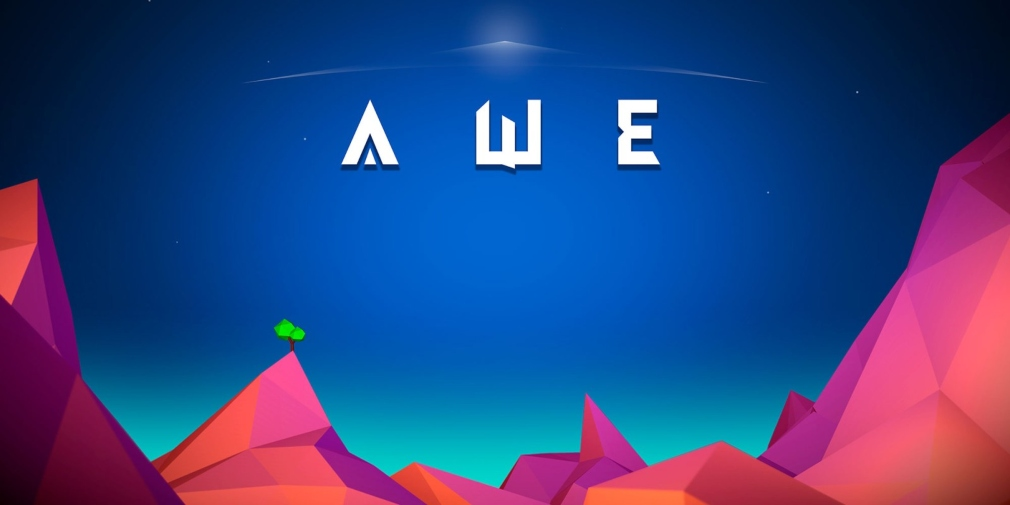 Awe, the relaxing puzzle game about shaping and building planets, is available now for iOS and Android