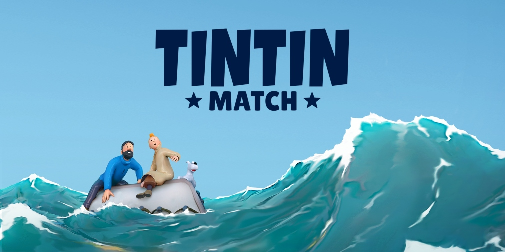 Tintin Match is an upcoming story-driven match-3 puzzler for iOS and Android that's based on the popular series