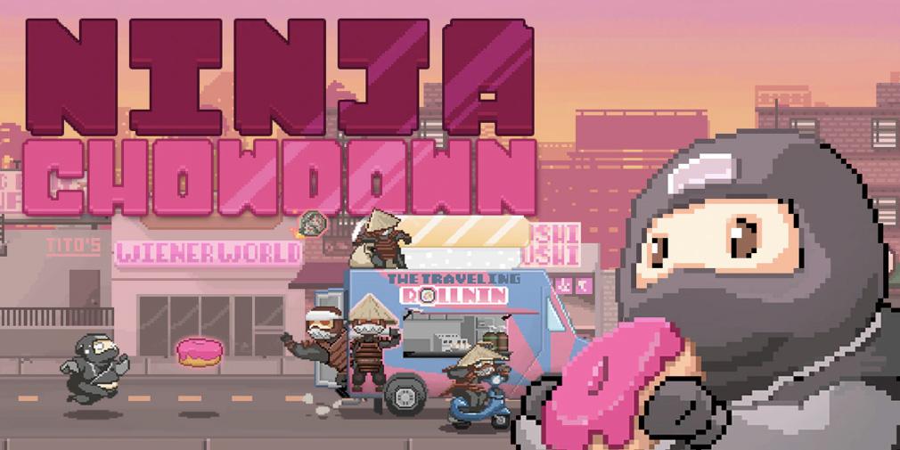 Ninja Chowdown