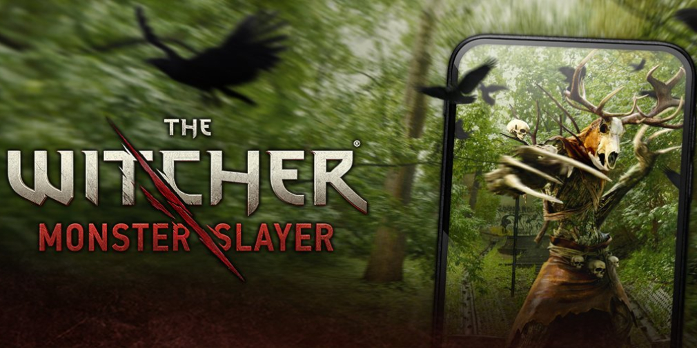 The Witcher: Monster Slayer is an AR RPG heading to iOS and Android