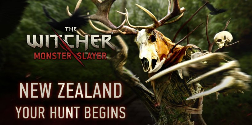 The Witcher: Monster Slayer soft-launches in New Zealand