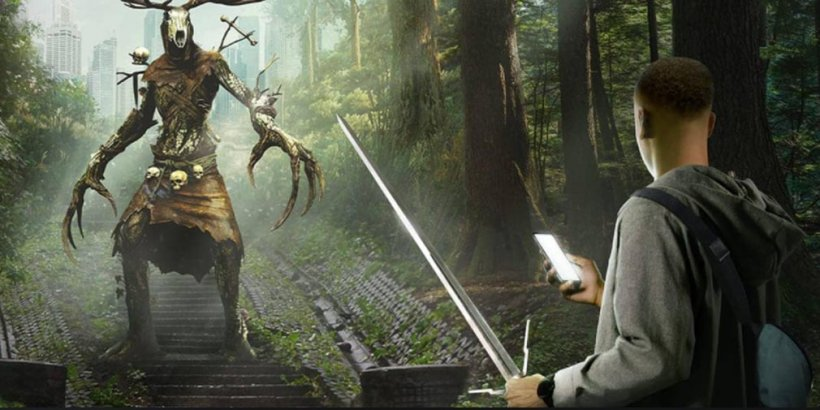 The Witcher: Monster Slayer lets you hunt monsters in Augmented Reality, coming to iOS and Android on July 21st