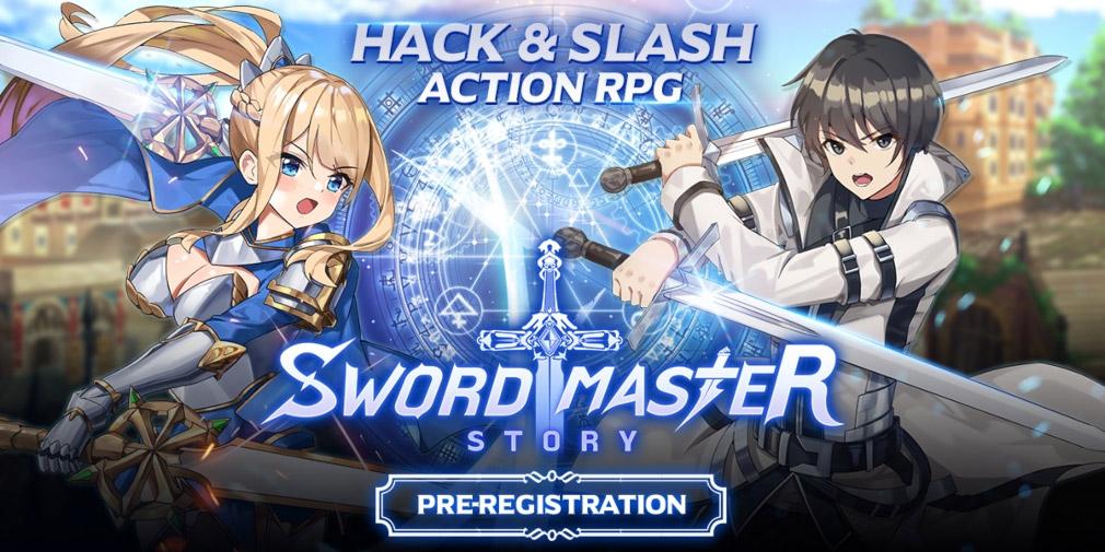 SwordMaster Story