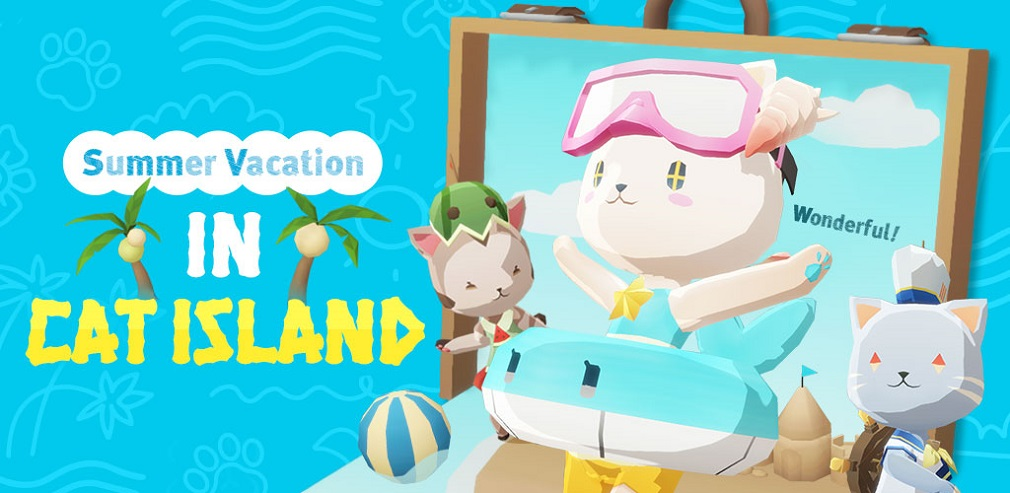 Dear My Cat welcomes new cats and special Summer Event in August update