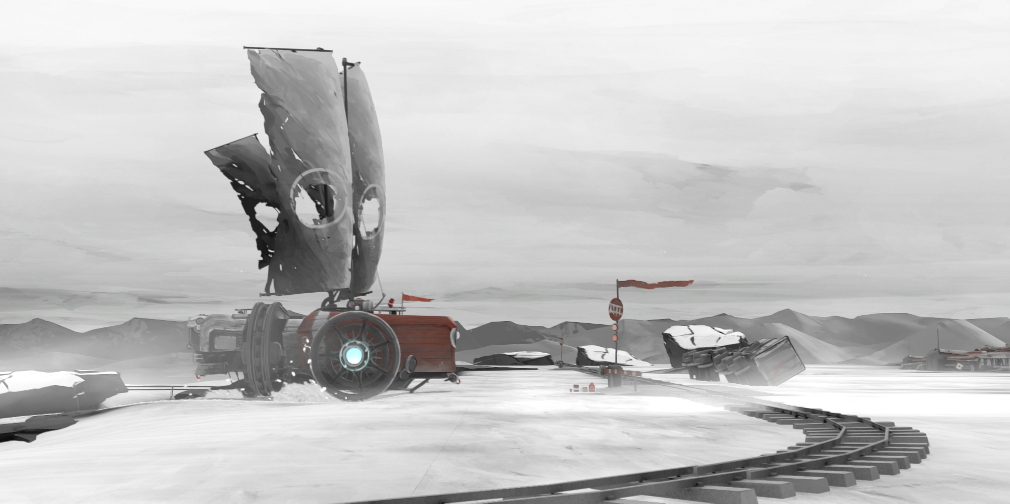 Far: Lone Sails is an atmospheric and strange adventure game heading to iOS & Android later this year