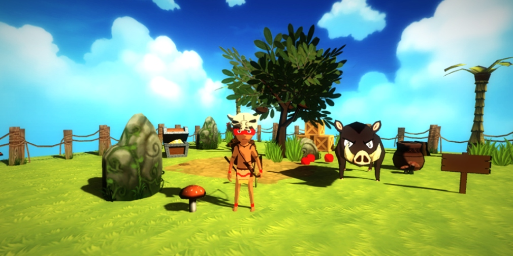 Caapora Adventure is an action-adventure game where players battle against creatures from Brazilian mythology