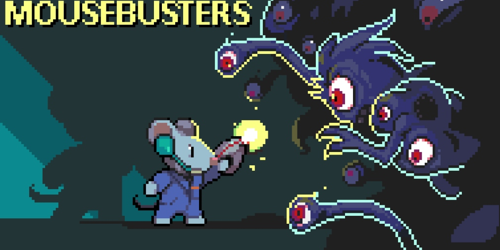 Mousebusters is an upcoming pixel art, horror adventure game that's heading for iOS and Android