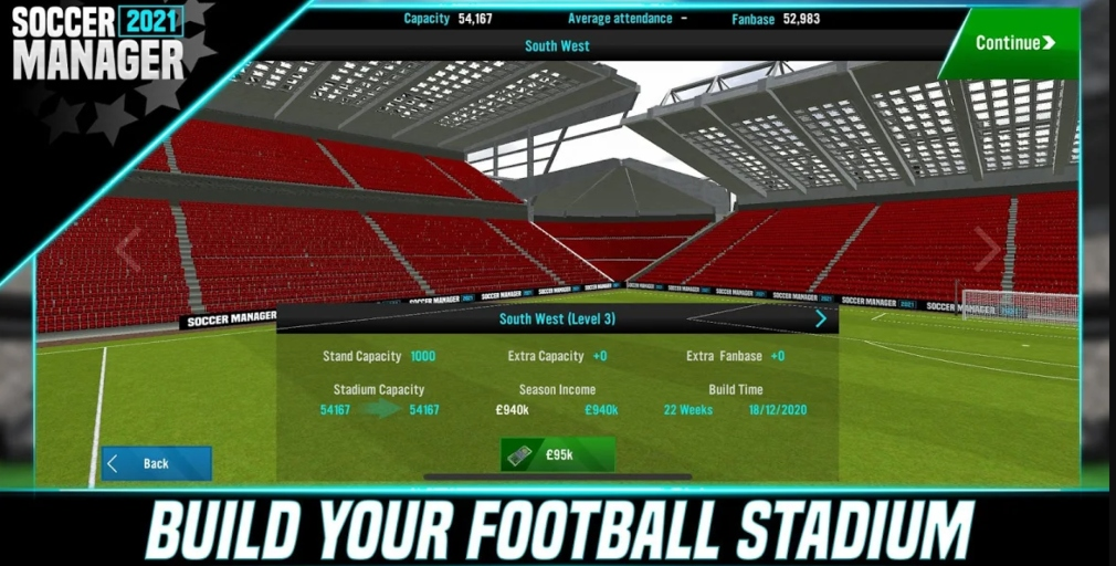 Soccer Manager 2021 Kicks Off A New Season Of Managerial Simulation For Ios And Android This Month Articles Games Predator