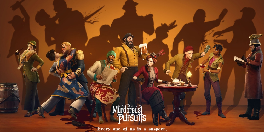 Murderous Pursuits, the multiplayer stealth game, is available now for iOS and Android