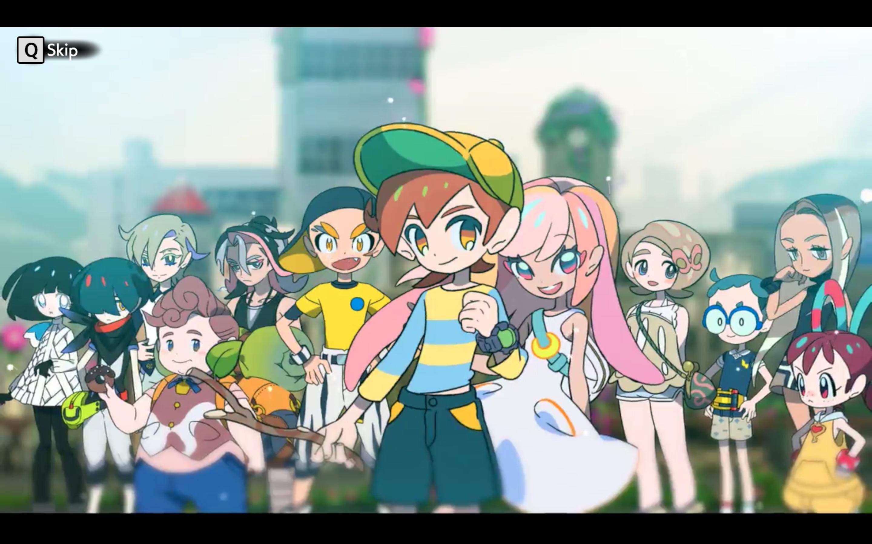 Обзор World's End Club: «Интерактивное аниме»