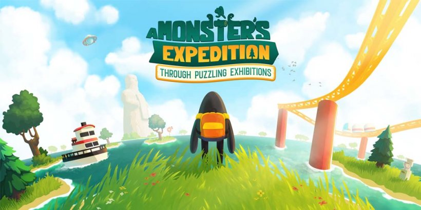 A Monster's Expedition is coming to Switch with a free expansion update for all platforms