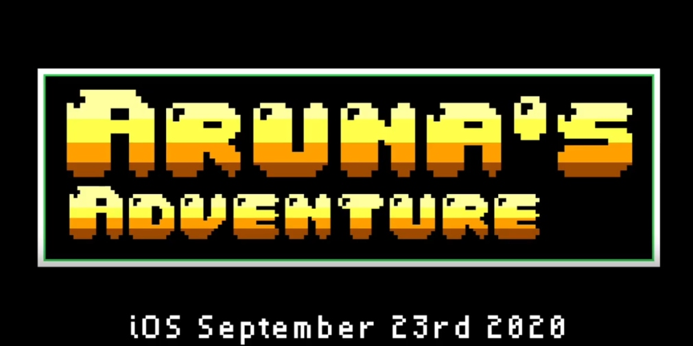 Aruna's Adventure is an upcoming retro-inspired action-adventure game that's heading for iOS later this month