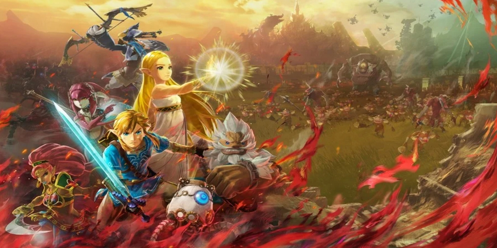 Hyrule Warriors: Age of Calamity icon