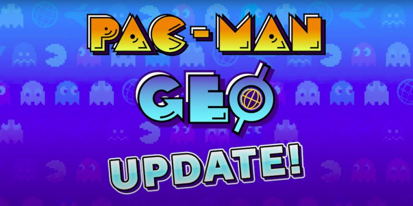 PAC-MAN GEO's latest update introduces a new game mode