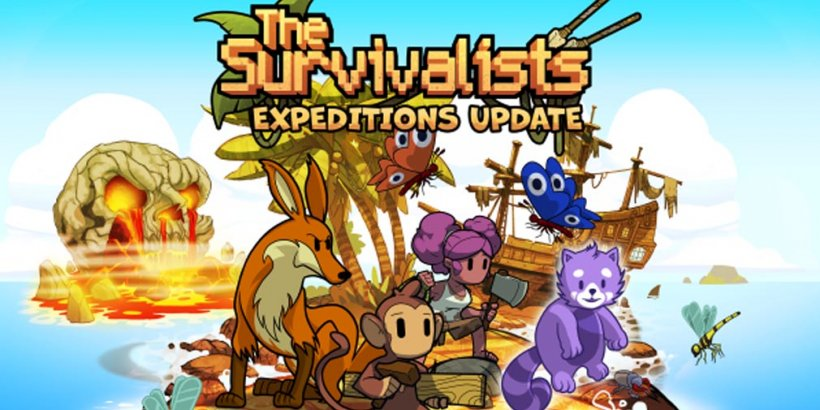 The Survivalists releases Expeditions update with new quests, animals, and other cool content