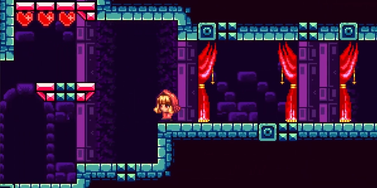Sasaya is a retro-inspired Metroidvania that's available now for both iOS and Android