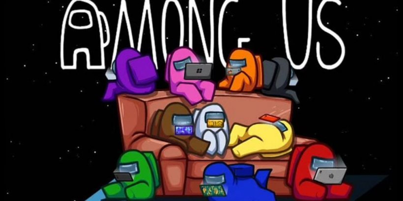 Among Us adds 15-player lobbies and mobile controller support