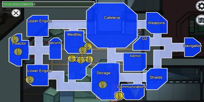 Among Us maps: Every layout listed, which is the best?