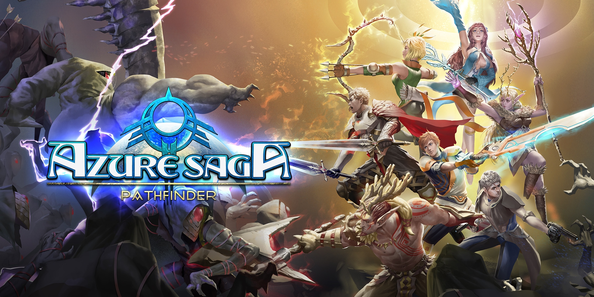 Expansive jRPG Azure Saga: Pathfinder is finally out on iOS