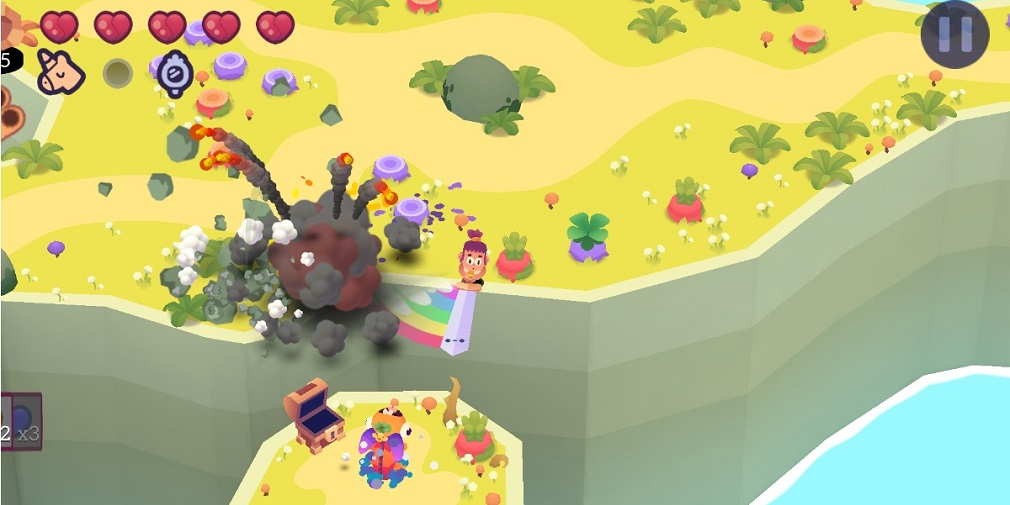 Slash Quest, a sentient sword chop 'em up, launching on Apple Arcade later this year