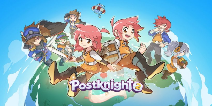 Postknight 2, the sequel to the popular adventure game, is now available for Android in Early Access