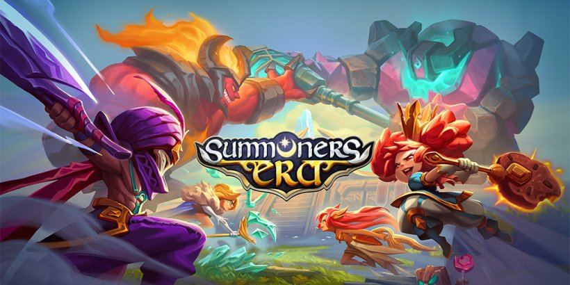 Summoners Era is a visually impressive idle RPG that's available now for iOS and Android