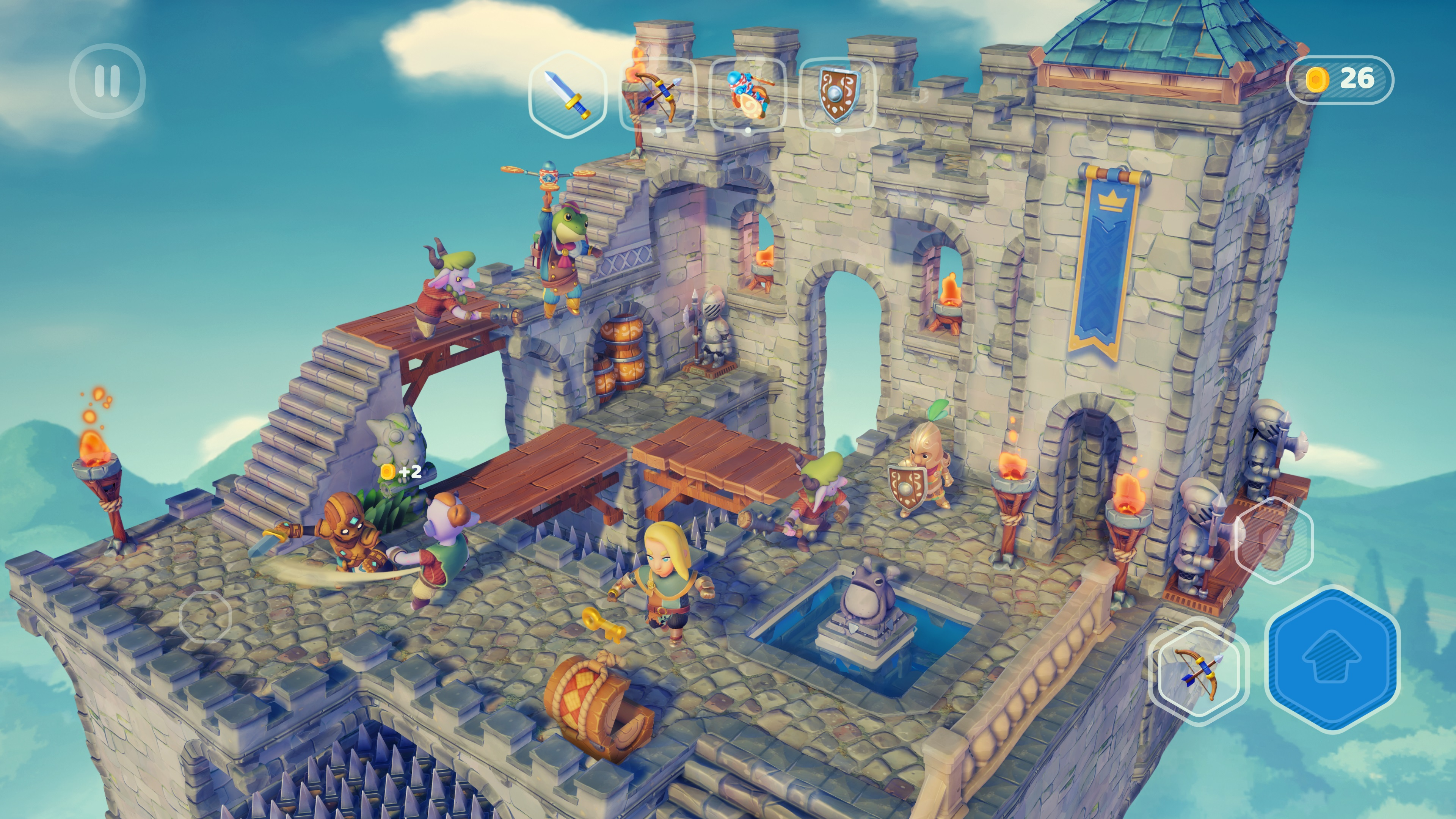 Wonderbox : The Adventure Maker annoncé sur Apple Arcade