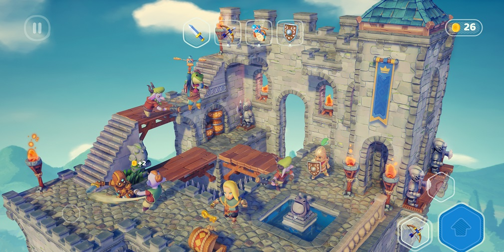 Adventure builder Wonderbox coming to Apple Arcade