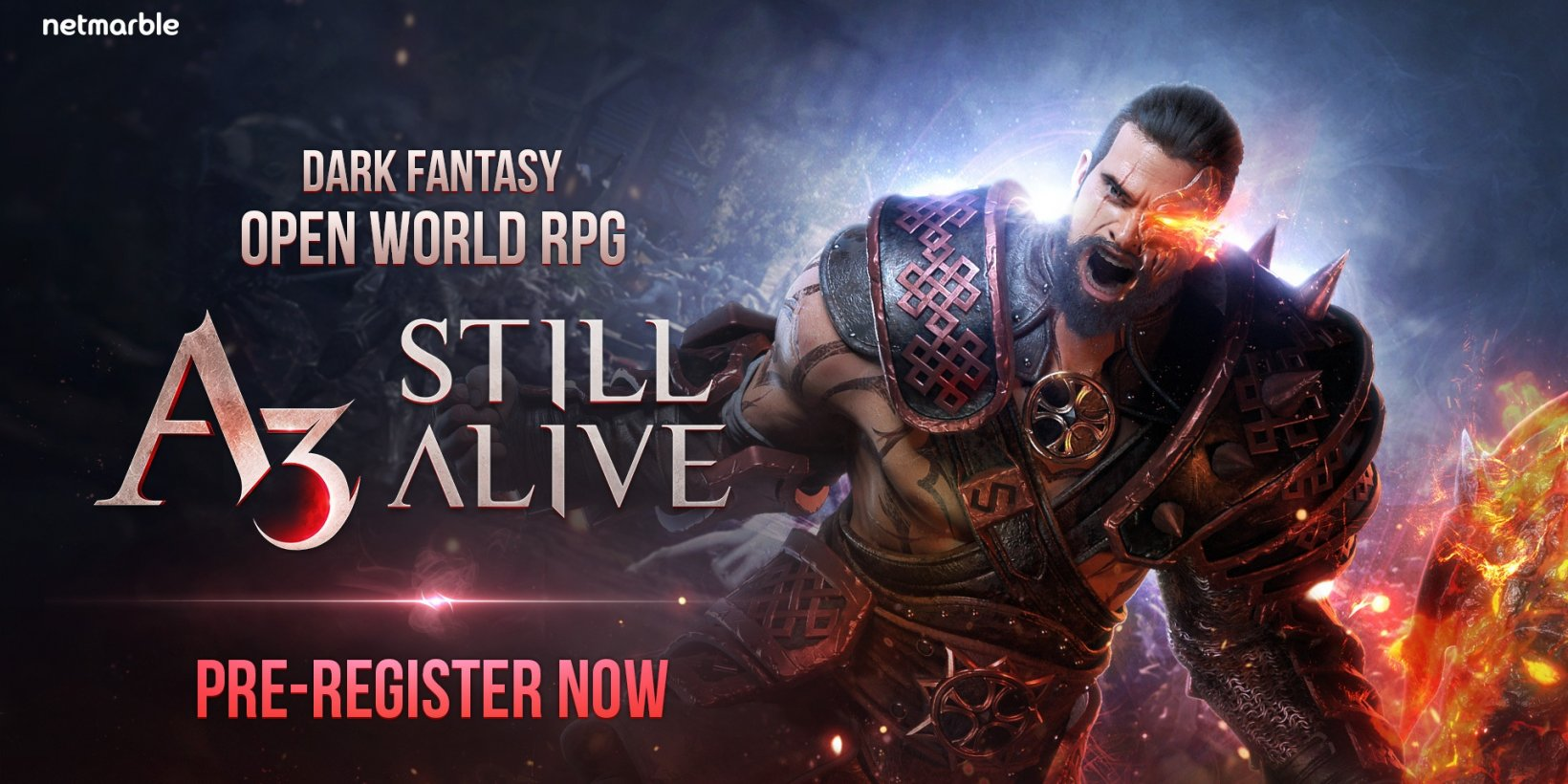 A3: Still Alive is an open-world RPG from Netmarble that's heading for iOS and Android