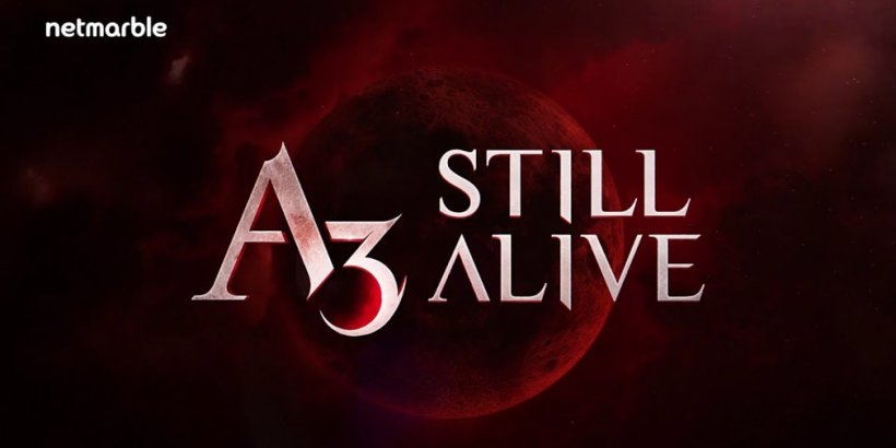 A3: Still Alive, Netmarble's open-world RPG, is available now for iOS and Android