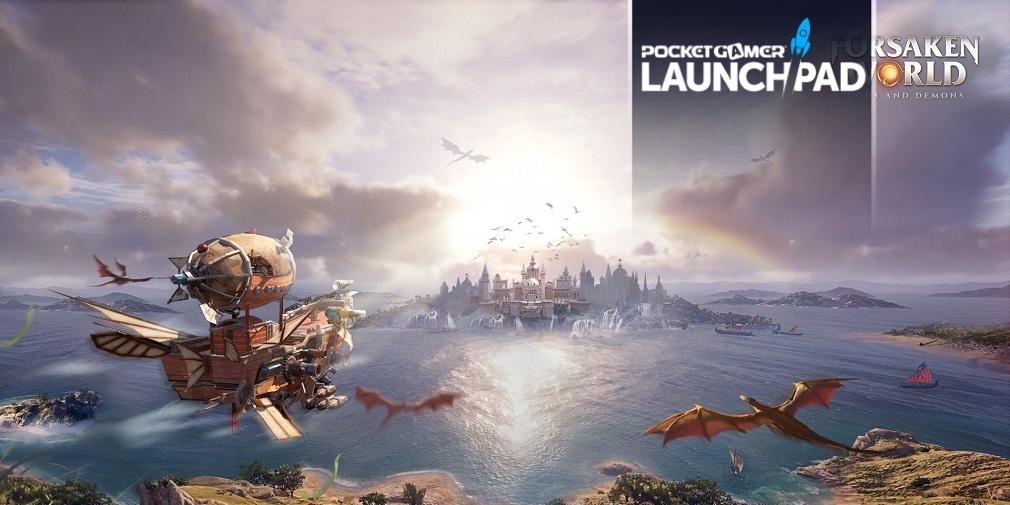 Forsaken World: Gods and Demons half-year anniversary adds pet raids, and endgame content