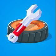 Idle Mechanics Manager icon